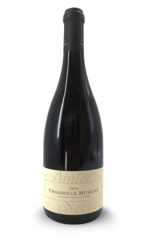 Amiot Servelle Chambolle Musigny 2015