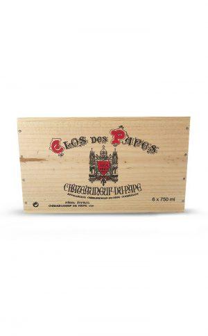 Caisse Clos Des Papes ChateauNeuf Du Pape