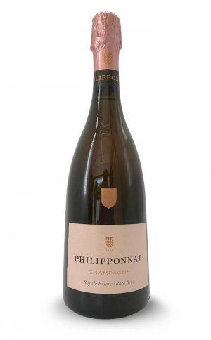 Champagne Philipponnat Royale Reserve Rose Brut