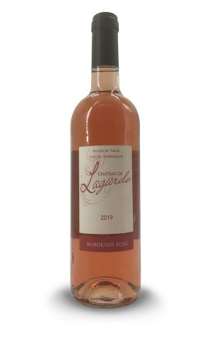 Chateau De Lagarde Bordeaux Rose 2019