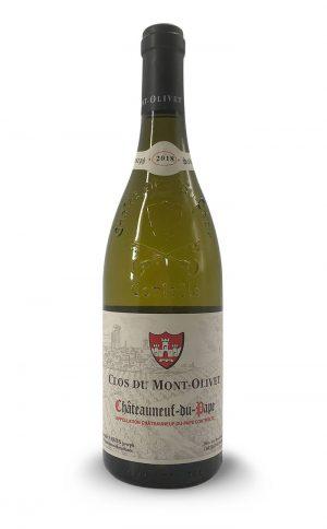 Clos Du Mont Olivet Chateauneuf Du Pape 2018 Blanc