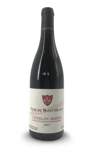 Clos Du Mont Olivet Cote Du Rhone 2017 Vielles Vignes