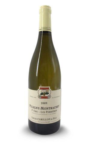 Domaine Carillon Puligny Montrachet 1er Cru LesPerrieres 2009