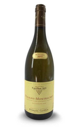 Domaine Francois Carillon- Puligny Montrachet 2017
