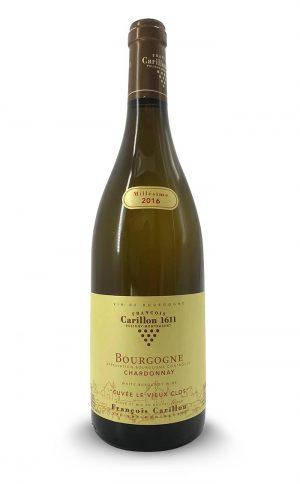 Francois Carillon Bourgogne Chardonnay Cuvee Le Vieux Clos 2016