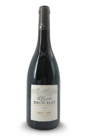 Louis Tete Brouilly Le Chatelin 2019