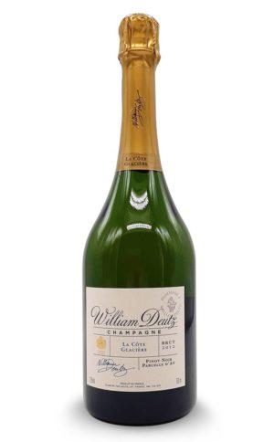 Champagne Deutz Brut 2012 Cote Glaciere