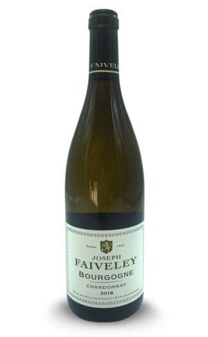 Faiveley bourgogne chardonnay 2018