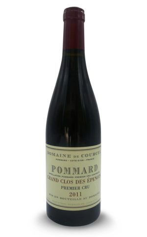 courcel pommard Epenots 2011