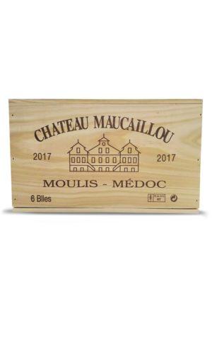 moulis chateau maucaillou
